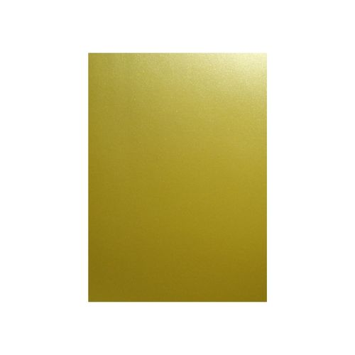 Goldenes Metallic Papier DIN A4 120g Gold Pollen by Clairefontaine