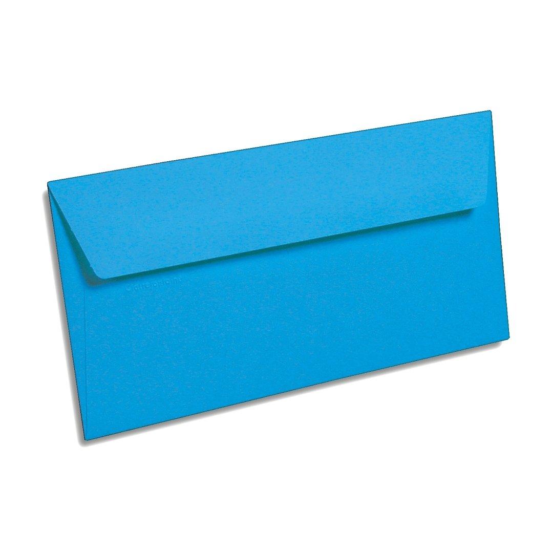 karibik blau t rkis din lang briefumschlag dl clairefontaine. Black Bedroom Furniture Sets. Home Design Ideas