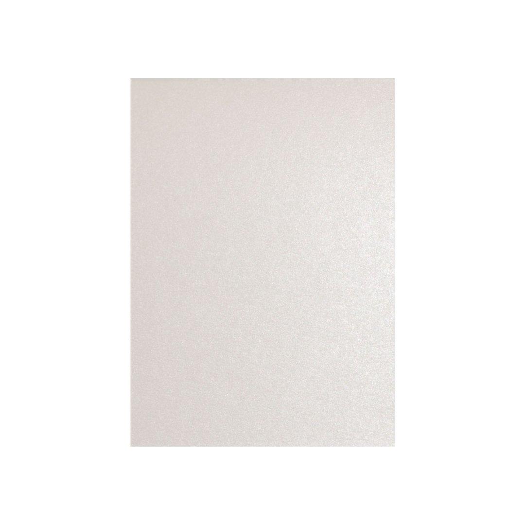 perlmutt weiss metallic papier 120g din a4 von clairefontaine. Black Bedroom Furniture Sets. Home Design Ideas