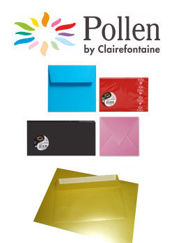 Unsere Pollen by Clairefontaine Produkte