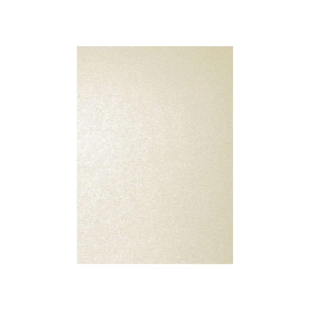 A4 Pollen Papier 120g 50 Blatt perlmutt elfenbein Clairefontaine