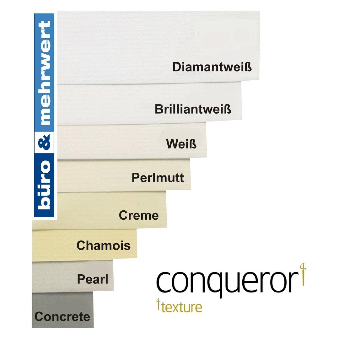 Conqueror Texture Creme Din C6 Briefumschlag Im Format 114x162mm
